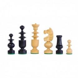 Piezas de ajedrez Regency