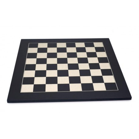 Black maple chessboard (boxes 55 mm)