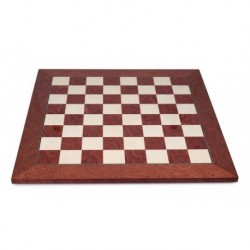 Red maple chessboard (boxes 45 mm)