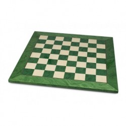 Green maple chessboard (boxes 45 mm)