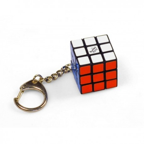 Rubik's cube llavero.