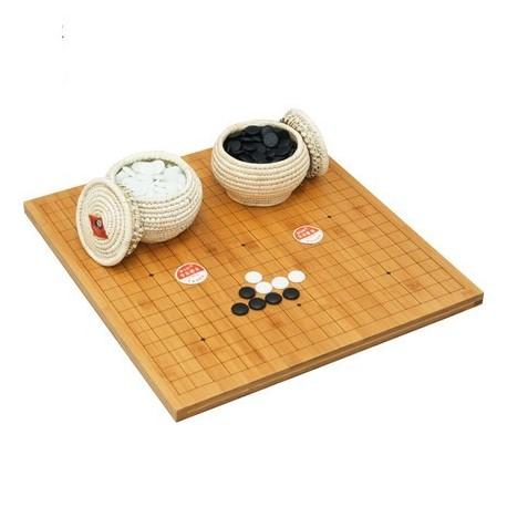 Juego de Go Completo Bambú