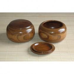 Varnished Cypress Go Bowls