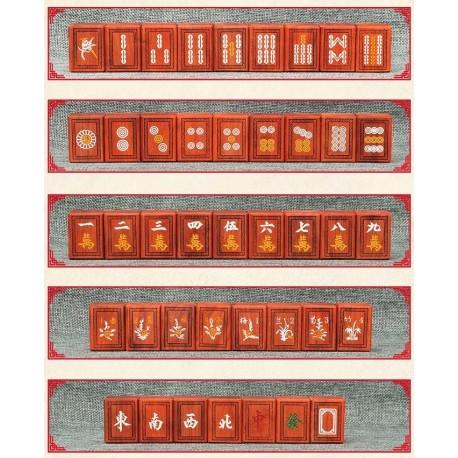 Pinkwood Mahjong