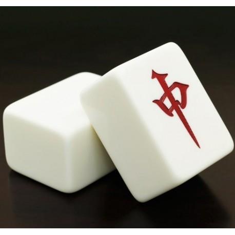 Mahjong Clásico Blanco