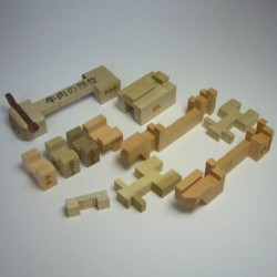"Puzzle Japonés ""Vaca"""