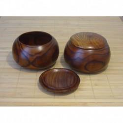 Cypress Wood Go Bowls