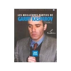 Meilleures parties de Kasparov 2 - Stohl