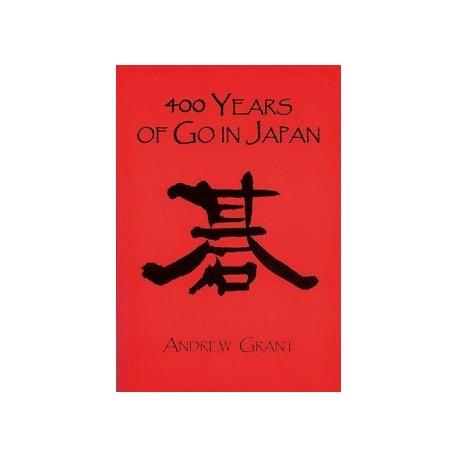 400 years of go in Japan