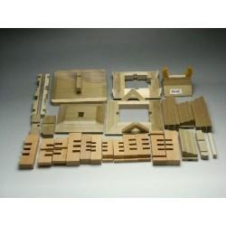 """Puzzle Japonés """"Castel"""""""