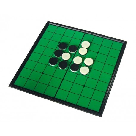 Large Foldable Magnetic Reversi 23cm