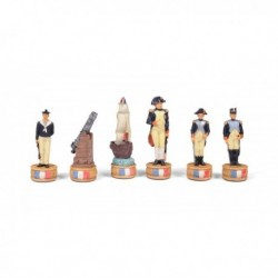 Battle of Trafalgar Chess Pieces 3