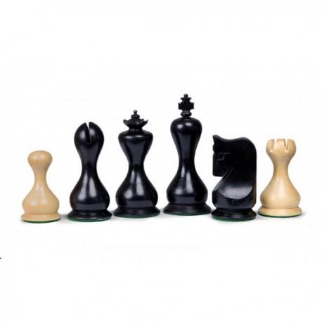 Piezas de ajedrez antiguas