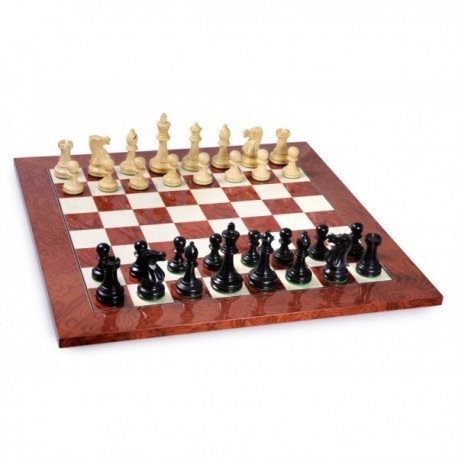 Piezas de ajedrez Executive Staunton