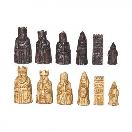 Lewis Big Model Chess Pieces