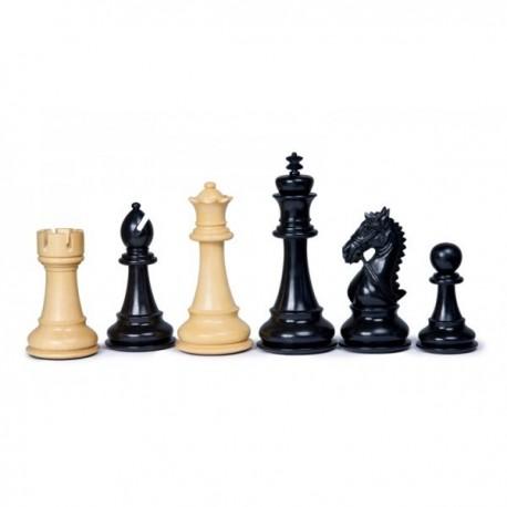 New Staunton Ebony Chess Pieces