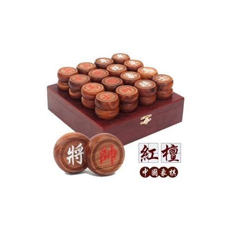 Xiangqi de Palisandro Rojo