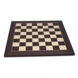 Wengue Chess Board (boxes 60 mm)