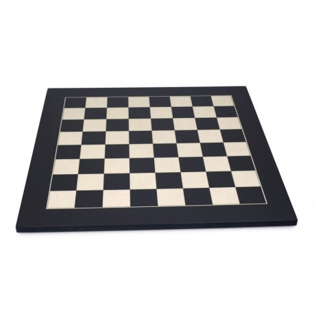 Black maple chessboard (boxes 50 mm)