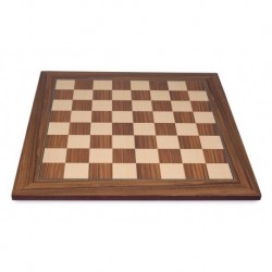 Rosewood Chess Board (boxes 45 mm)