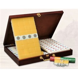 Mahjong Yellow Back XXL