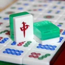 "Great mahjong ""Emerald"""