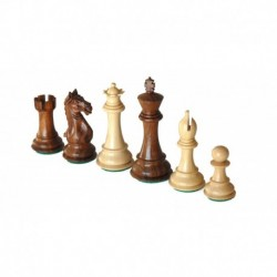 Staunton Supreme Chess Pieces - Pink Stick T4
