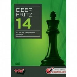 Deep fritz 14 - Spanish version