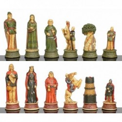 Robin Hoods Chess Pieces No. 3