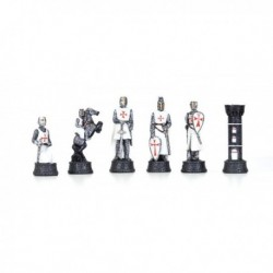 Templar Chess Pieces No. 3