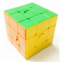 Constrained Cube 90° - Calvin's Puzzle