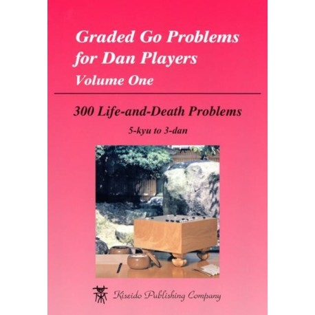 Graded go problems for dan players 1