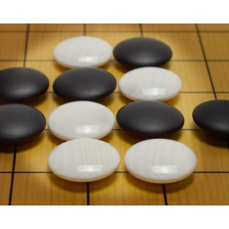 Piedras de Go Jitsuyo 7,5mm