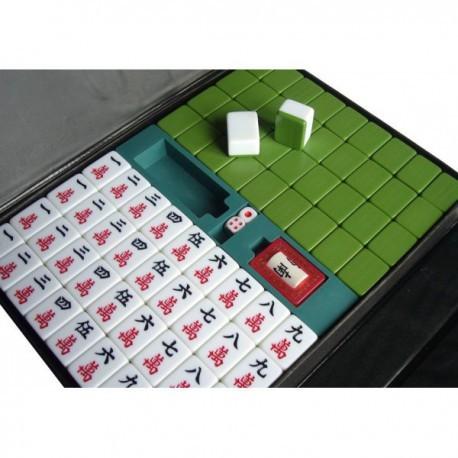 Mahjong Classic Big Green