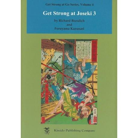 Get strong at joseki, volume 3