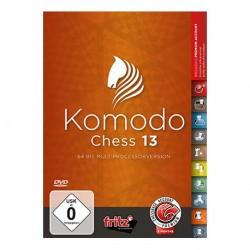 DVD Komodo 13
