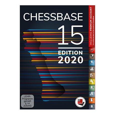 DVD ChessBase 15 Mega Package (2020)
