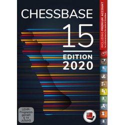 DVD ChessBase 15 Premium Package - édition 2020