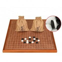 Conjunto Juego de Go Plegable - Piedras Yunzi