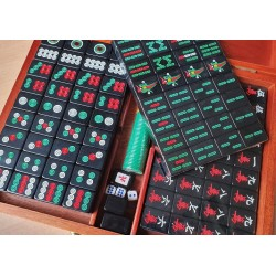 Great Mahjong Black Deluxe