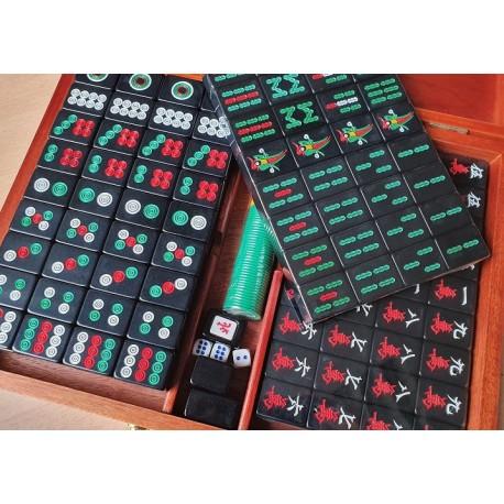 Gran Mahjong Negro Deluxe