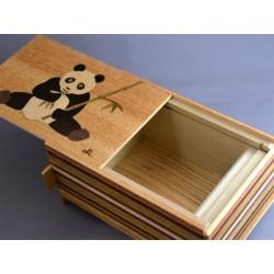 Himitsu-Bako 5 Sun 12+1 Steps Panda