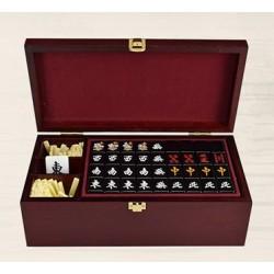 Mahjong Japonés Negro