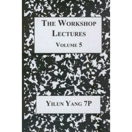 Workshop lectures vol 5