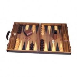 Backgammon Deluxe Wood