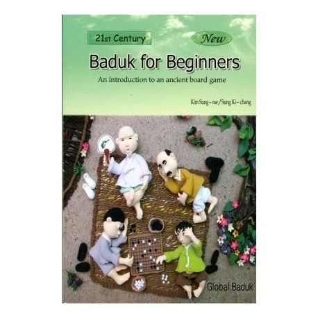 Baduk for Beginners - Kim Sung-rae