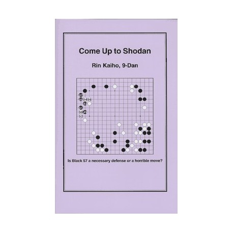 Come Up to Shodan - Rin Kaiho