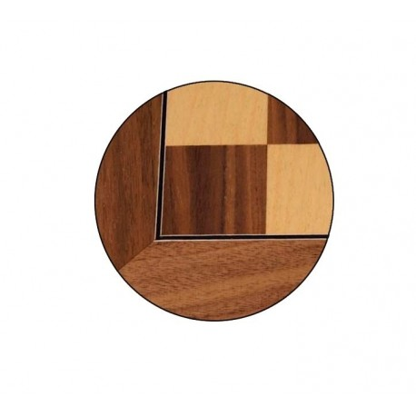 Walnut board (50mm squares)