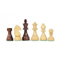 Chess Pieces Stauton Palisandro T.5