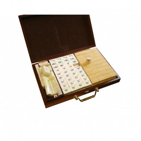Mahjong Hueso-Bambu